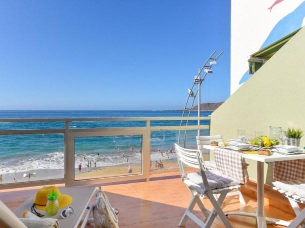 Location vacances Las Palmas de Gran Canaria -  Appartement - 2 personnes - Télévision - Photo N° 1