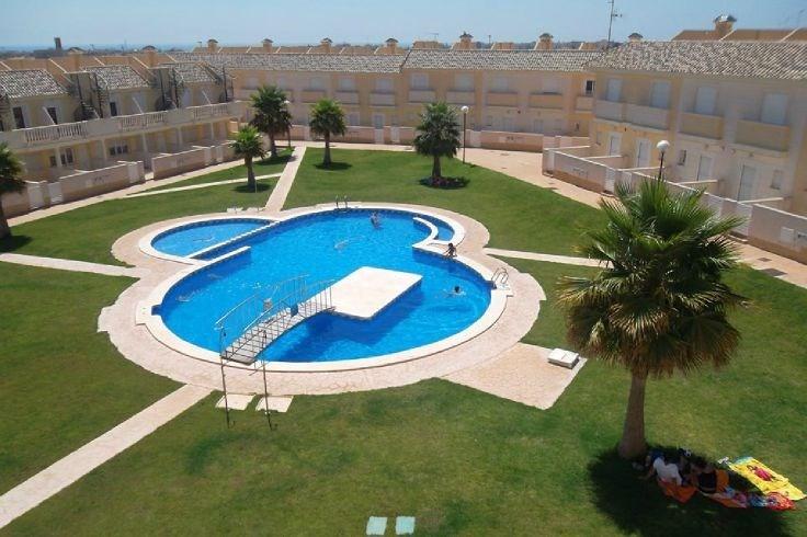 Confortable appartement neuf, Espagne.