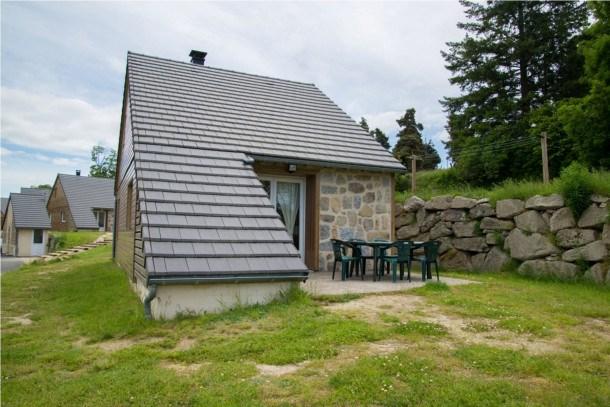 Location vacances Aumont-Aubrac -  Maison - 8 personnes - Télévision - Photo N° 1
