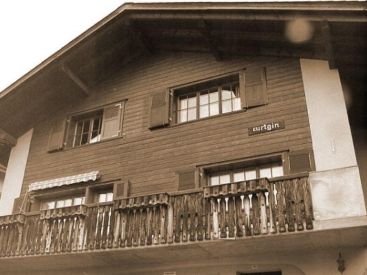 Appartement pour 4 personnes à Andiast