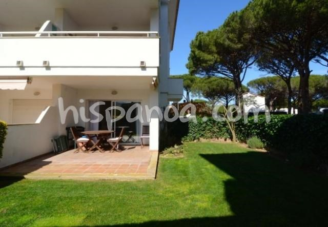 Holiday rentals Pals - Apartment - 7 persons - Television - Photo N° 1