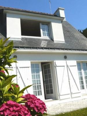 Location vacances Carnac -  Maison - 9 personnes - Terrasse - Photo N° 1