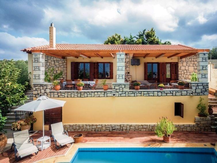 Maison pour 4 personnes à Asteri, Rethymno