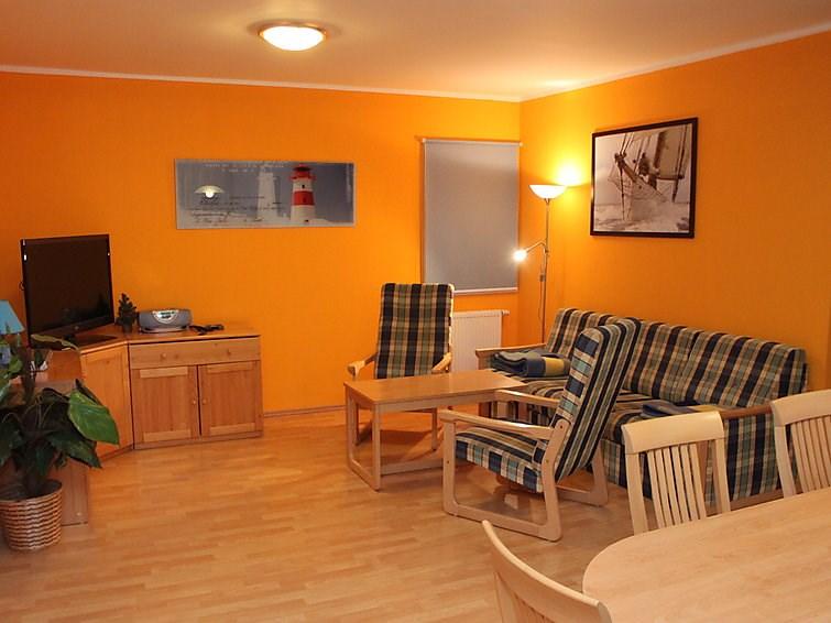 Appartement pour 5 à Lipno nad Vltavou