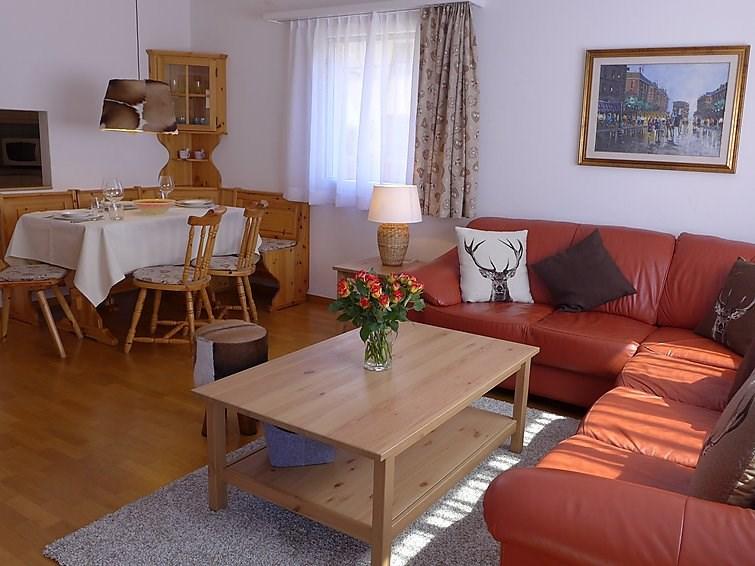 Appartement pour 3 personnes à St. Moritz