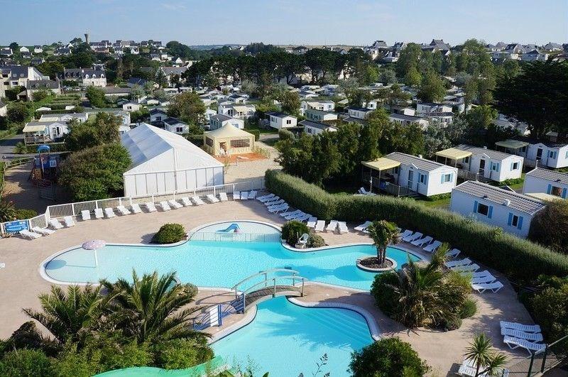 Location vacances Saint-Nic -  Maison - 6 personnes - Salle de fitness - Photo N° 1