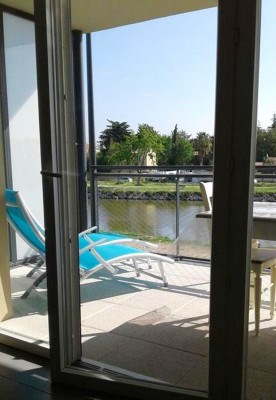 Location vacances Aigues-Mortes -  Appartement - 2 personnes - Barbecue - Photo N° 1