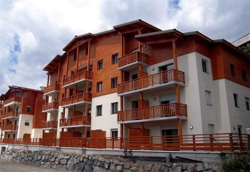 Location vacances Péone -  Appartement - 4 personnes - Court de tennis - Photo N° 1