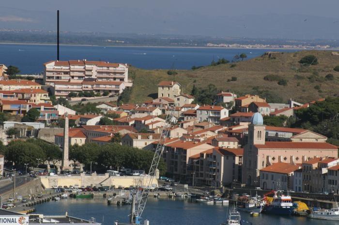 Location vacances Port-Vendres -  Appartement - 5 personnes - Câble / satellite - Photo N° 1