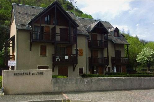Location vacances Bagnères-de-Luchon -  Appartement - 4 personnes - Lecteur DVD - Photo N° 1
