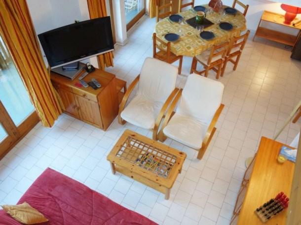 Location vacances Saint-Gervais-les-Bains -  Appartement - 8 personnes - Lecteur DVD - Photo N° 1