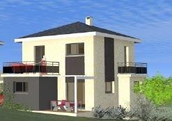 Maison  5 pièces + Terrain 700 m² Coublevie par VOIRON CONSTRUCTIONS