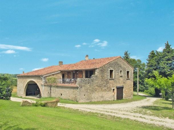 Location vacances Puy-Saint-Martin -  Maison - 10 personnes - Barbecue - Photo N° 1