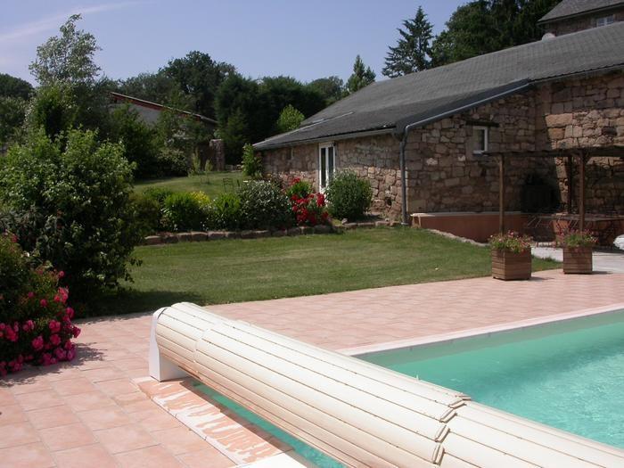 Holiday rentals Castelnau-Pégayrols - House - 4 persons - BBQ - Photo N° 1