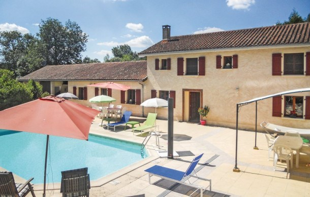 Location vacances Verteillac -  Maison - 8 personnes - Barbecue - Photo N° 1