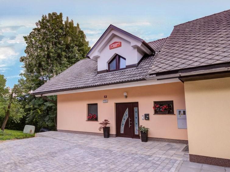 Appartement pour 4 à Bled
