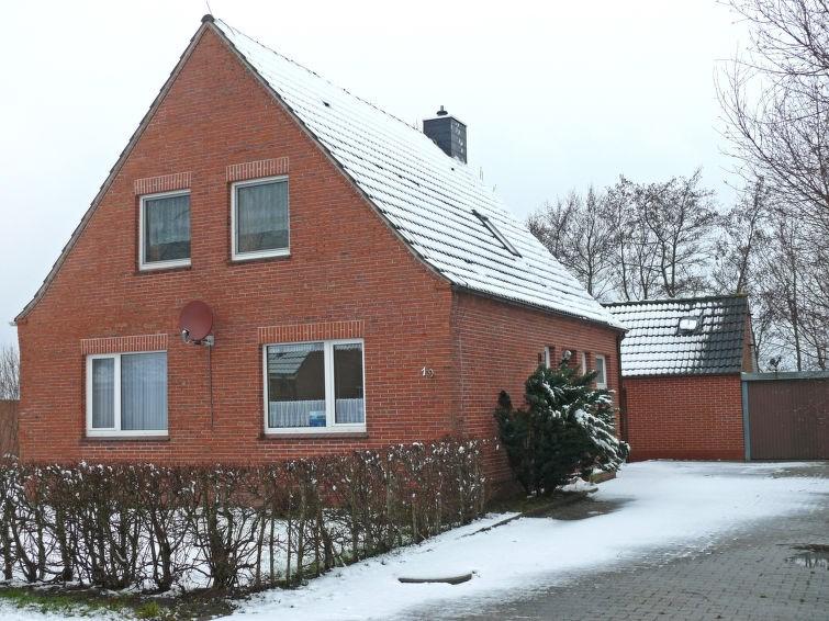Maison pour 5 personnes à Norden