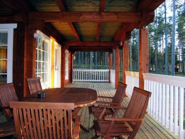 Studio pour 4 personnes à Lestijärvi