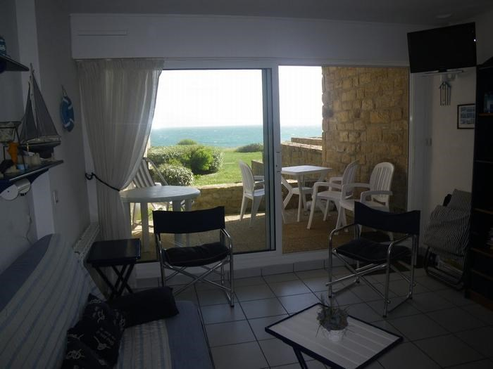 Holiday rentals Arzon - Apartment - 4 persons - Deck chair - Photo N° 1