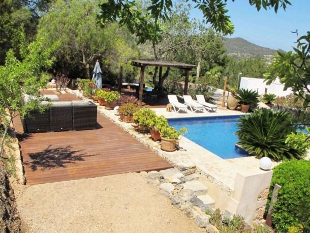 Location vacances Sant Josep de sa Talaia -  Maison - 8 personnes - Barbecue - Photo N° 1