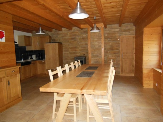 Holiday rentals Gillois - Cottage - 10 persons - BBQ - Photo N° 1