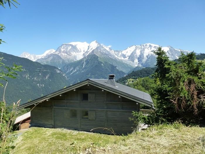 Location vacances Saint-Gervais-les-Bains -  Maison - 12 personnes - Chaise longue - Photo N° 1