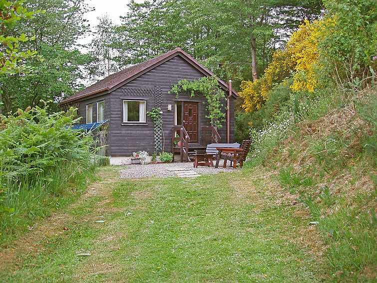 Maison pour 3 personnes à Inverness