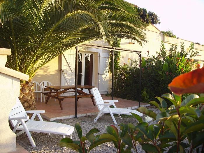 Location vacances Villelongue-de-la-Salanque -  Appartement - 6 personnes - Barbecue - Photo N° 1