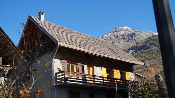 Location Appartement Pelvoux 05 2 personnes dès 200 euros par semaine