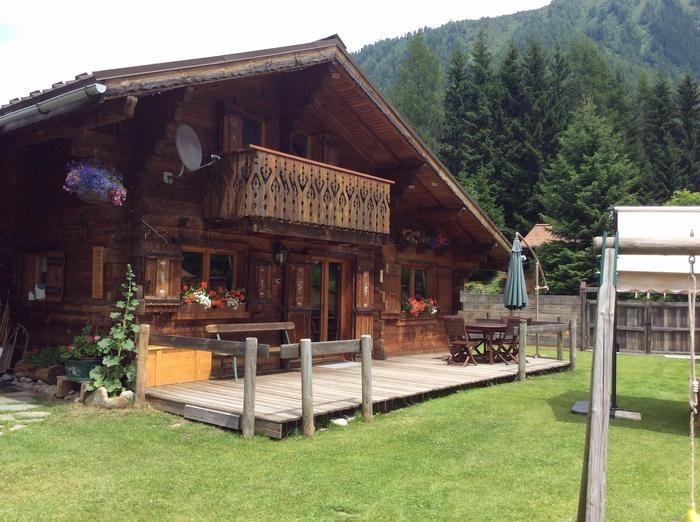 Chalet pour 6 pers. avec internet, Chamonix-Mont-Blanc