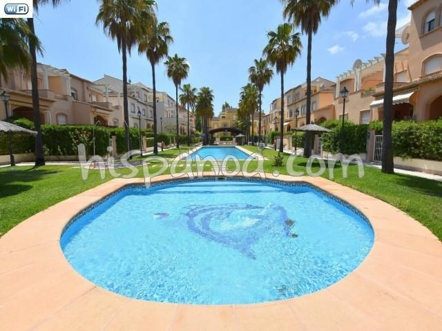 Holiday rentals Jávea/Xàbia - House - 6 persons - Garden - Photo N° 1