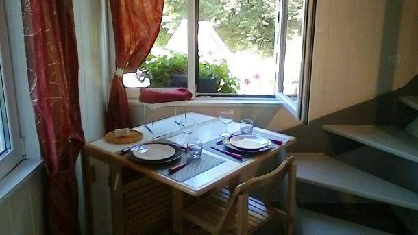 Location vacances Les Authieux-Papion -  Appartement - 2 personnes - Barbecue - Photo N° 1