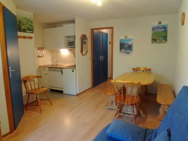Location vacances Beaufort -  Appartement - 6 personnes - Télévision - Photo N° 1