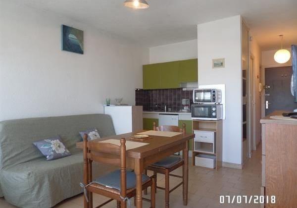 Appartement Carnon (Hérault) pour 2 personnes.