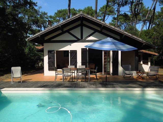 Seignosse - Pleasant renovated house with swimming pool, in a quiet area 600m from the Ocean