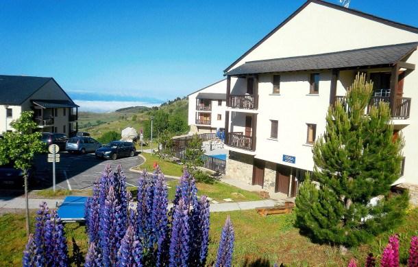 Location vacances Font-Romeu-Odeillo-Via -  Appartement - 6 personnes - Congélateur - Photo N° 1