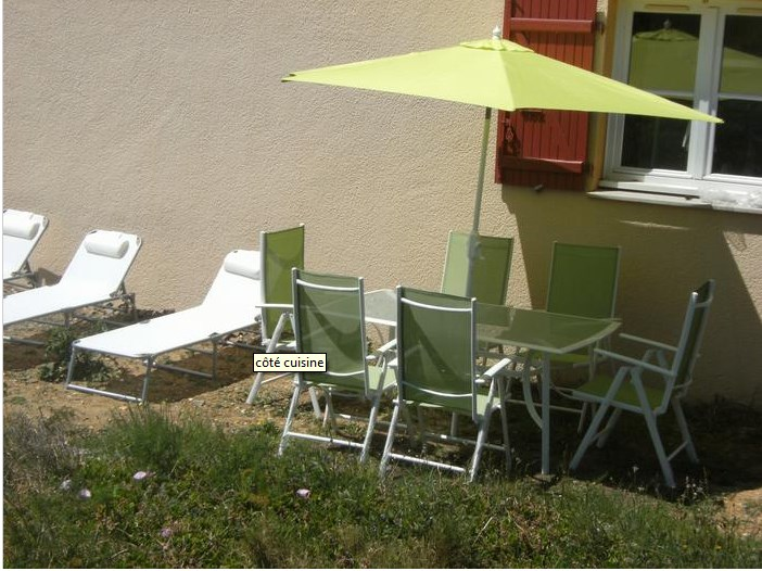Location vacances Cerbère -  Appartement - 6 personnes - Chaise longue - Photo N° 1