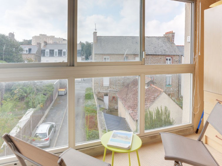 Holiday rentals Saint-Malo - Apartment - 4 persons - DVD player - Photo N° 1