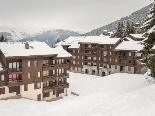 Appartements  Particuliers Les Chalets de Valmorel - Appartement 2 pièces 5 personnes Confort