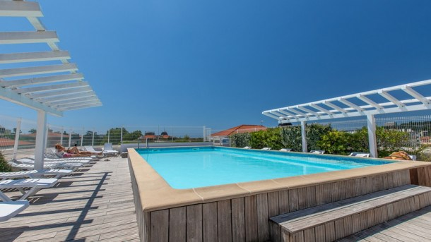 Location vacances Cagnes-sur-Mer -  Appartement - 6 personnes - Table de ping-pong - Photo N° 1