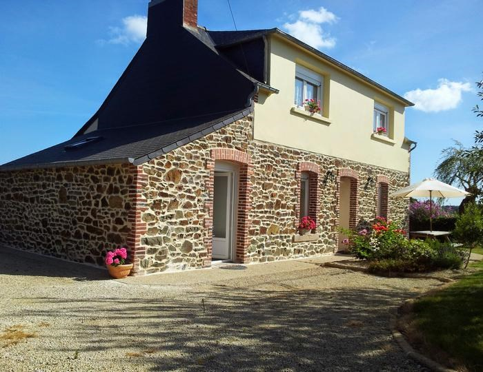 Holiday rentals Planguenoual - House - 9 persons - BBQ - Photo N° 1