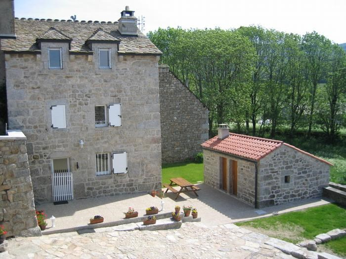 Holiday rentals Le Malzieu-Forain - Cottage - 6 persons - BBQ - Photo N° 1