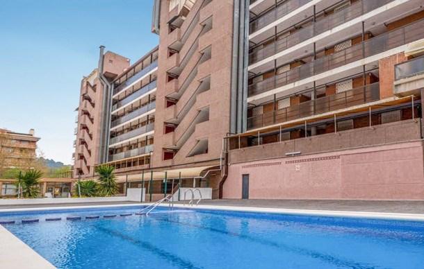 Location vacances Malgrat de Mar -  Appartement - 3 personnes - Télévision - Photo N° 1