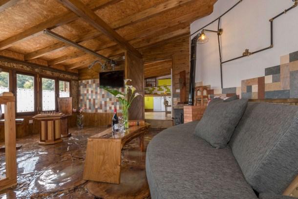 Location vacances Valleseco -  Maison - 2 personnes - Télévision - Photo N° 1