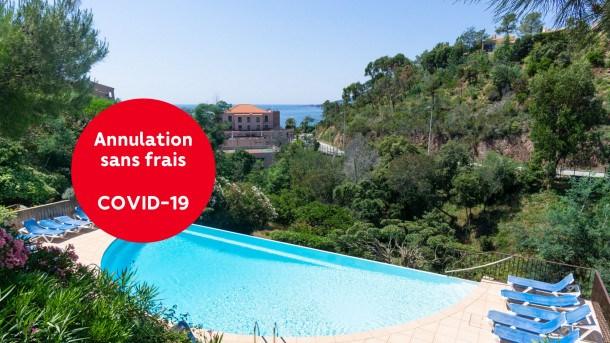 Location vacances Théoule-sur-Mer -  Appartement - 6 personnes - Télévision - Photo N° 1