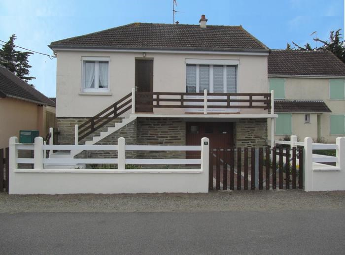 Holiday rentals Barneville-Carteret - House - 4 persons - BBQ - Photo N° 1