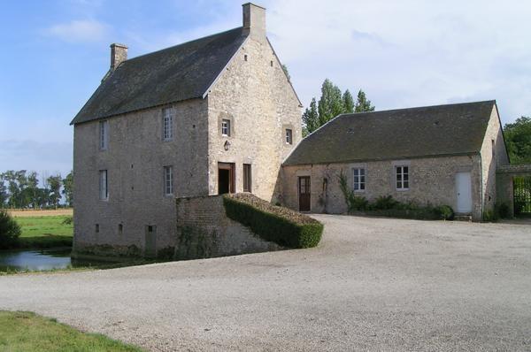 Location vacances Mandeville-en-Bessin -  Maison - 12 personnes - Barbecue - Photo N° 1