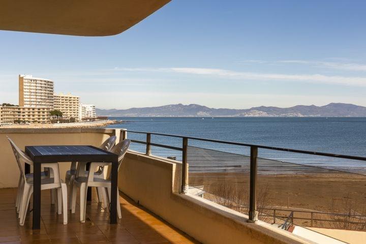 Location vacances l'Escala -  Appartement - 6 personnes - Câble / satellite - Photo N° 1