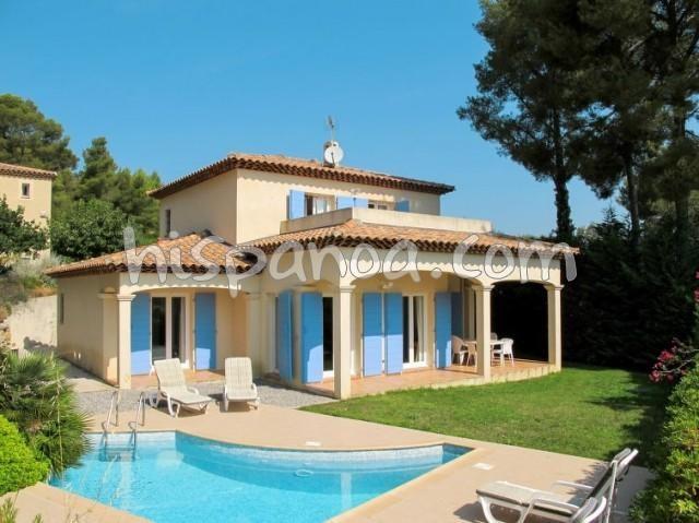 Alquileres de vacaciones La Cadière-d'Azur - Casa - 6 personas - Jardín - Foto N° 1