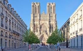 Reims, ville de l'histoire de France et du Monde